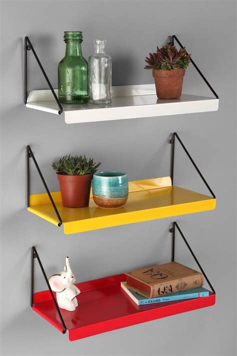 Home Outfitters Desk by Yellow Metal Shelf At Outfitters Home Sweet Home