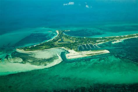 Bella Formaggio on Cat Cay, Bahamas