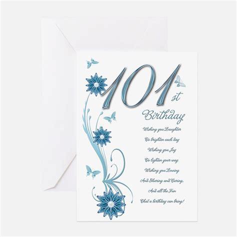 Printable 101st Birthday Card Templates Free 101st birthday 101st birthday greeting cards card ideas