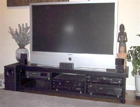 ikea oppli tv bench stand for hlm507w avs forum home theater discussions and reviews