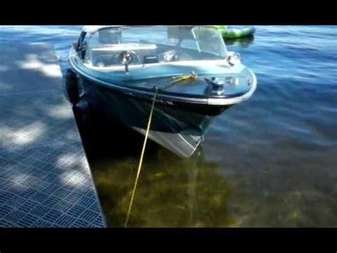 crestliner boats youtube 1962 crestliner youtube