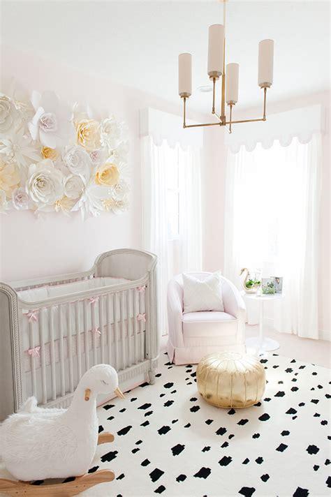fotos habitacion bebe flores y cisnes para un dormitorio encantador decoraci 211 n