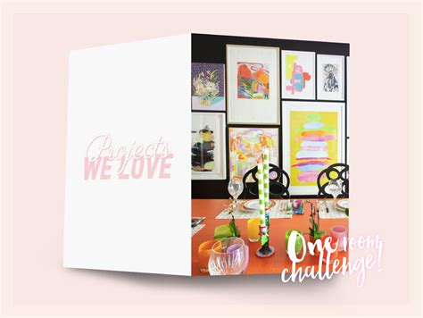one room challenge 2016 projects we love one room challenge in love by