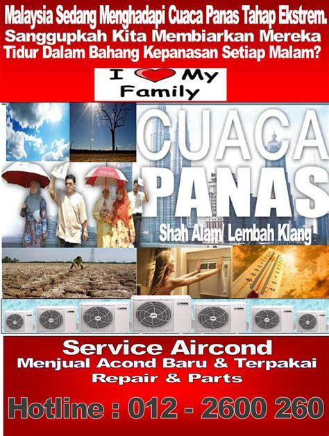 service aircond shah alam hubungi azmer