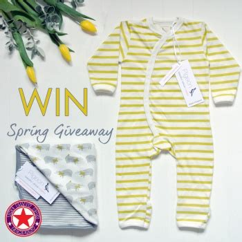 Baby Stuff Giveaway - win a pigeon organics her the baby box company