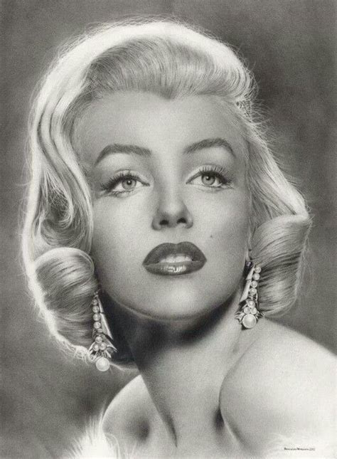 marilyn monroe zeichnung pencil drawing of marilyn monroe the earth whithout art