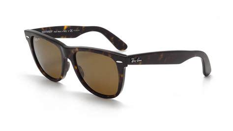 Original Ban New Wayfarer Polarized Sunglasses ban original wayfarer tortoise rb2140 902 57 50 22 polarized visiofactory