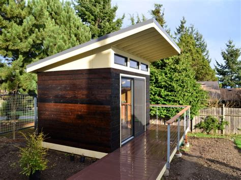 contemporary shed roof house plans modern shed roof design