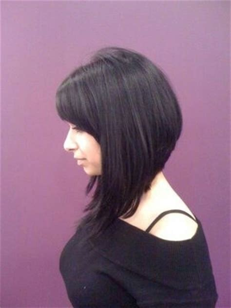 Angled Bob No Bangs | 78 best images about hair stuff on pinterest medium