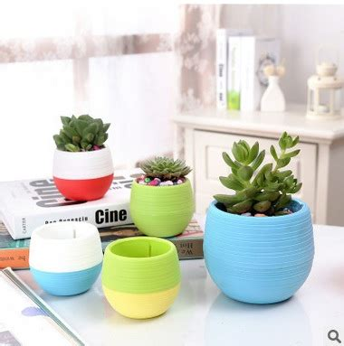 Cheap Garden Planters by Get Cheap Garden Pots Plastic Aliexpress