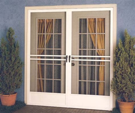french door screen curtain 17 best ideas about sliding french doors on pinterest