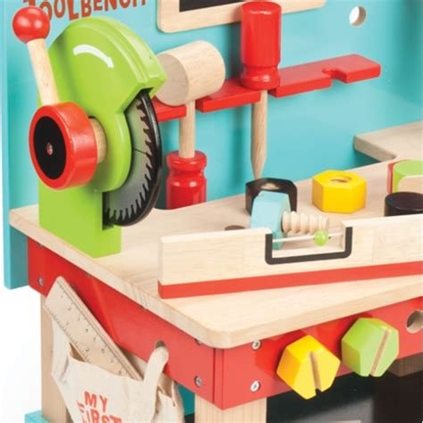 my first work bench my first tool bench le toy van children s wooden tool