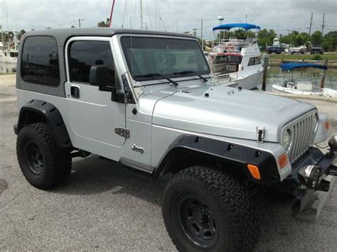 jeep wrangler 2 door hardtop used find used 2003 jeep wrangler tj sport 2 door 4 0l 6