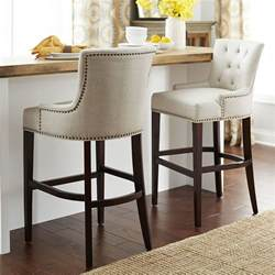 kitchen island stools with backs 25 best ideas about kitchen counter stools on