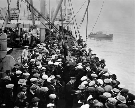 niaid boats health inspection of immigrants in the 19th century flickr