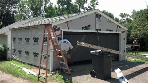 siding repair and installation photo gallery