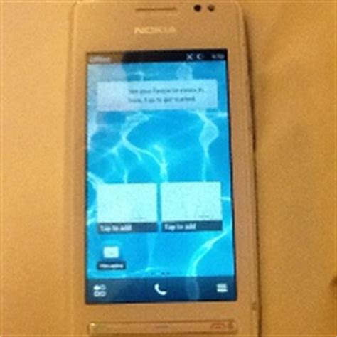 nokia n5 nokia n5 leaks out with symbian anna