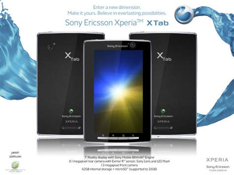 Tablet Sony Erikson 20 innovative concept tablets we wish were real hongkiat