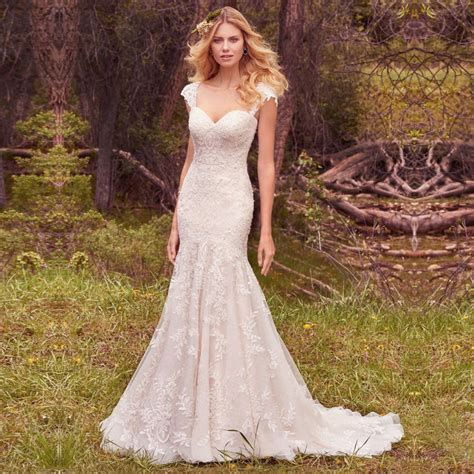 high quality rustic wedding dresses 2017 country style wedding gowns vintage lace mermaid
