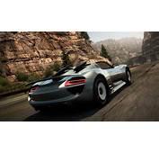 Porsche 918 Spyder Concept  Need For Speed Wiki FANDOM