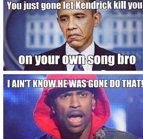 Kendrick Meme - kendrick lamar declares himself king of new york music