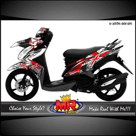 Stiker Scorpio Z 20092010 Merah Hitam xeon honnigan dc shoes stiker motor striping motor suka suka decal motor mr stiker