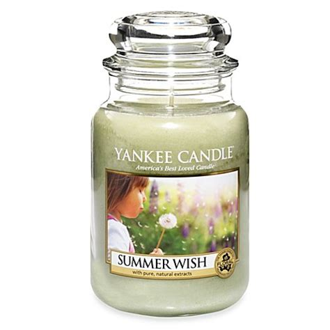 yankee candle summer  scented candles bed bath