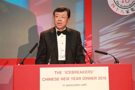 new year dinner speech china s growth envy of developed world says creator of
