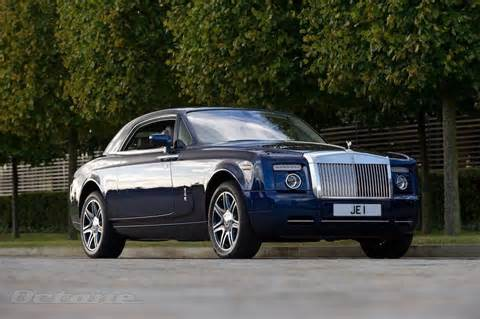 Rolls Royce Phantom V16 2008 Rolls Royce Phantom Coupe V16 Carsaddiction