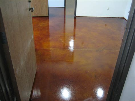 How To Finish Concrete Floors Interior by Interior Concrete Polishing Concrete Staining