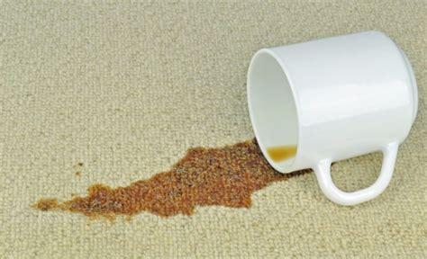 kaffeeflecken entfernen teppich tipps hausmittel zum kaffeeflecken entfernen