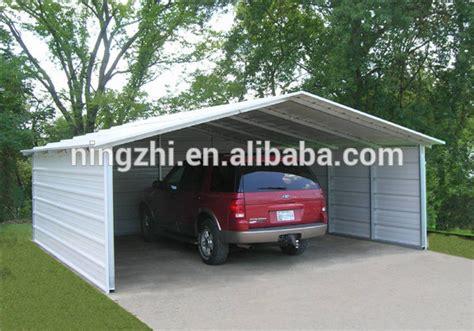 cobertizo metalico para coches estructura de metal coche refugio 6x9x4 2 m cobertizo