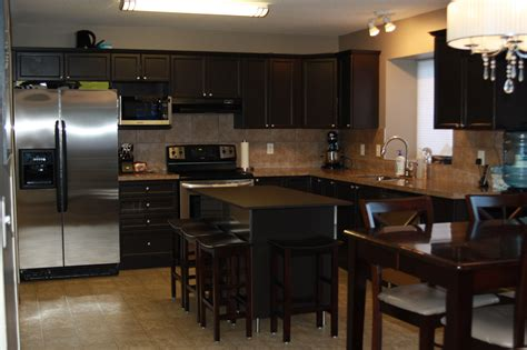Rustoleum Kitchen Cabinet Paint by How To Refinish Kitchen Cabinets With No Sanding Coffee
