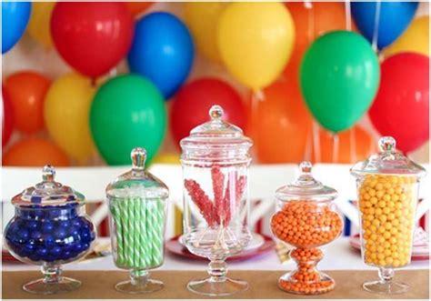 decoracion con chuches para comuniones centros de chuches para comuniones fiestas infantiles