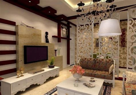 design partitions for living room living dining room partition designs