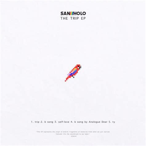 san holo new song san holo releases his new ep titled quot the trip quot