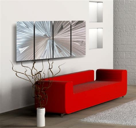 modern wall art 5 gorgeous metal wall art ideas 187 room decorating ideas