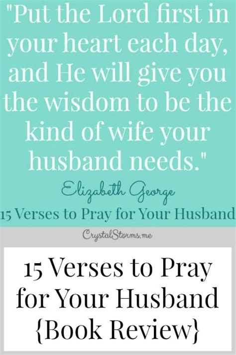 31 prayers scriptures for your incarcerated husband books 15 verses to pray for your husband book review