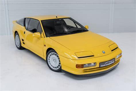 alpine a610 1994 renault alpine a610 turbo 27 248 km alpine