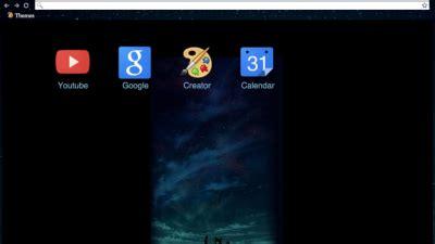 theme google chrome gintama kagura chrome themes themebeta