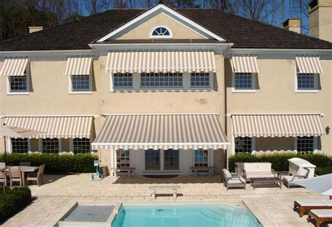 Residential Retractable Awnings Retractable Awning Residential Gallery