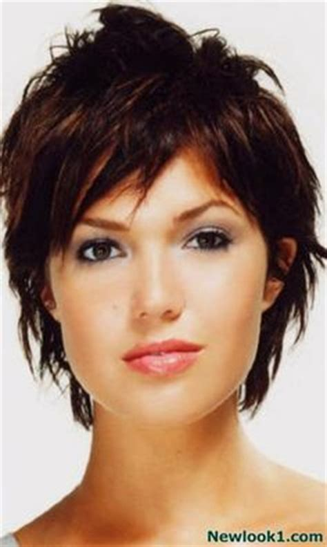 pic of short haircuts for plus size women over 40 plus size hair styles for women over 50 short hairstyle 2013