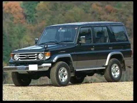 toyota global website land cruiser model 70 vehicle heritage toyota official