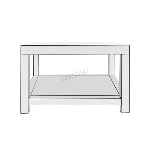 articles with silver mirrored living room furniture tag foxhunter mirrored furniture glass coffee table 2 tier