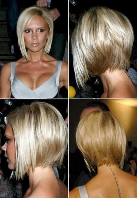 hair that is asymetric in back bob haircuts asymmetrical bob hairstyles back view