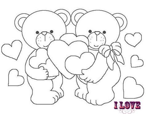imagenes de osos con corazones para colorear imagenes de amor para colorear imagenes para celular