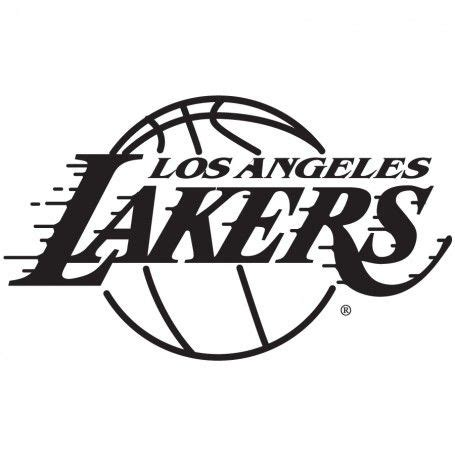 los angeles lakers logo wall decal los angeles lakers