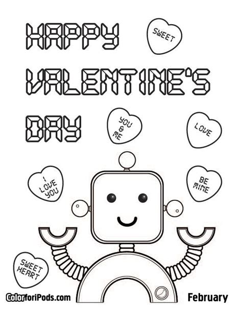 valentines day coloring page s coloring pages s day coloring