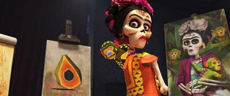 film coco in spanish frida kahlo s coco cameo
