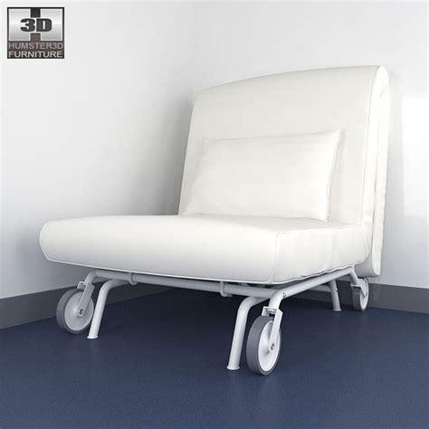 Ikea Ps Stuhl by Ikea Ps Lovas Chair Bed 3d Model Humster3d